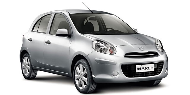 Nissan March Xs At 2011 Specs